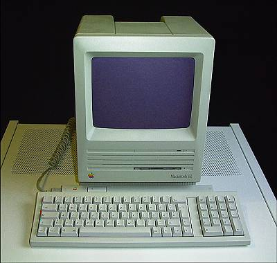 Weller Computer Collection: Apple Macintosh SE