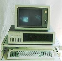 Weller Computer Collection: IBM PC