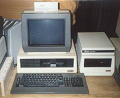 Weller Computer Collection: Sirius I